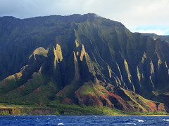 private booths available (1600 Squirrels) Tags: 1600squirrels photo 5dii lenstagged canon24105f4 cliff pali napali coast landscape pacific ocean northshore kauai kauaicounty hawaii usa