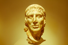 2013_edition_08_27 (Ilya Gulyaev) Tags: 2013 newyork nyc marble bust museum metropolitanmuseum greek roman