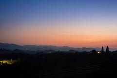 Close to Sunset (ibererchristian) Tags: photowalk august 2016 weinstrase southernstyria styria steiermark sterreich austria sunset sonnenuntergang blauestunde nikon photo photography picoftheday pictureoftheday herzerlstrase slowenien slovenia