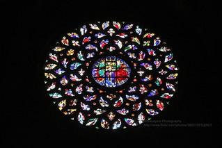 Barcelona, Església de Sta. Maria del Mar, window - Explore