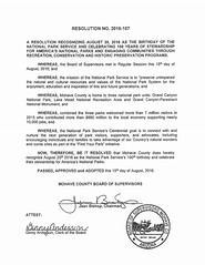 Katherine Landing Road Opening - NPS100 (Lake Mead National Recreation Area) Tags: lakemead tulesprings nevada arizona nationalparkservice centennial findyourpark nps100