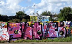 graffiti amsterdam (wojofoto) Tags: ndsm egte graffiti amsterdam wojofoto wolfgangjosten nederland holland netherland streetart