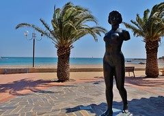 Banyuls sur mer (thierry llansades) Tags: banuls banyuls banyulssurmer mer med mediterranée catalogne catalunya cataluna catalan paulilles bear capbear plage beach caserne casernes madeloc militaire fort forts fortif fortiffs fortification fortifications batterie taillefer nue nu naturiste naturisme teen nude nudiste sexy sex sexe