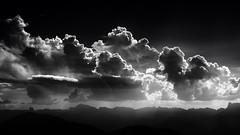 esperer la lumire (glookoom) Tags: bw blanc blackandwhite black noiretblanc nature noir monochrome lumire light contraste chamrousse rhnealpes france cloud nuage montagne massif vercors extrieur ennoiretblanc paysage landscape