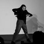 Performance Art BW 041