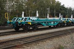 Type 3614 E2 @ Genk (Pim Van Gestel) Tags: nmbs b cargo xpdys xps sncb type 3614 e2 coils wagen car wagon shimms shimmns