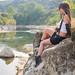 Shooting Tifa Lockhart - Final Fantasy - Gorges de l'Hérault - 2016-08-17- P1520552