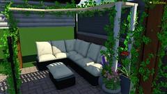 screenshot (The Sharper Cut Landscapes) Tags: landscapedesign landscaping landscapecompany landscapelighting patio pavers plantings plantingdesign pergola waterfeature fence