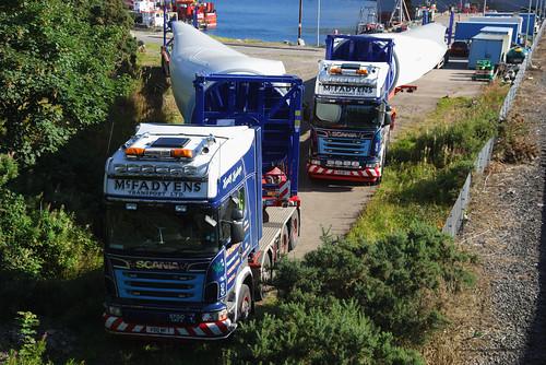 Scania R620 V8, Scania