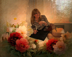 Turning your dream into an old masterpiece (Julie Bracken) Tags: satin kelayla transvista cd tgurl feminized xdresser mature old tv portrait hair red fashion transvestite mini skirt transgender m2f mtf transsisters enfemme ginger redhead party tranny trannie heels nylon julieb85 crossdressing crossdresser tgirl feminised 2016 kinky pantyhose crossdress polyamorous lgbt ladyboy transsexual transexual