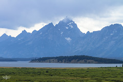 Lakeside Views (Marisa Sanders Photography) Tags: tetons grandtetons thegrandtetons nps np gtnp grandtetonnationalpark canon canon7d explore outdoors outside gtfoutside gtfoutdoors landscape photography lake