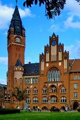 Berlin, Kpenicker Rathaus (gerard eder) Tags: world reise travel viajes europa europe deutschland germany alemania berlin architecture architektur arquitectura kpenick rathaus cityhall