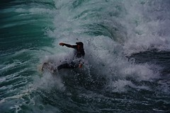 Skim boarding (Juliana Beletsis) Tags: lajolla sandiego southerncalifornia skimboarding sports ocean outdoors fitness fun sea water waves wipeoutbeach w