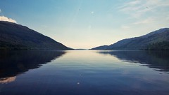 Loch lomond View 2 (brightondj - getting the most from a cheap compact) Tags: lochlomond scotland ferry water loch scotlandaugust2016 reflection trossachs thetrossachs summer2016 holiday summerholiday uk britain ukholiday