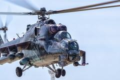 Tiger-Alien Hind Czech Air Force
