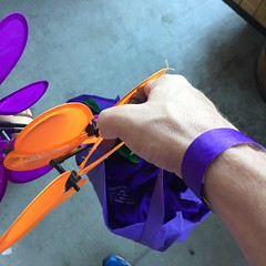 Day 269 (GearBoxTy) Tags: 365days appleiphone6 righthand wristband 2016centralohioalzheimerswalk alzheimerswalk endalz