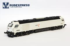 E4000_ETF (Grupo Avaliare Engenharia) Tags: sudexpress ferrovial hgk alesia europorte h0 euro 4000 vossloh 187