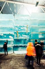 Ice Hotel - Deposit (Aksel Alvarez-Jurgueson) Tags: nikond7000 akselalvarez architektur icehotel whitestudieresor ice cold winter arkitektur architecture arquitectura sweden suecia sverige kiruna