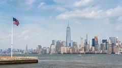 Skyline (-*Marie*-) Tags: nyc new york city usa skyline
