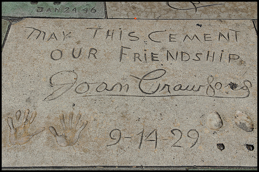 Grauman's Chinese Theater, Hollywood Blvd - Grauman's Chinese Theater, Hollywood Blvd