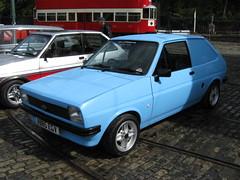 AUGUST 1983 FORD 1299cc FIESTA L VAN MK1 A885EGV (Midlands Vehicle Photographer.) Tags: ford fiesta august l 1983 van mk1 1299cc a885egv