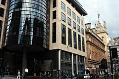 New & Old (zeesstof) Tags: city architecture buildings sandstone glasgow canonef2255mmf456usm canonxsi zeesstof