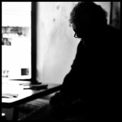 IMG_0933 (michellerobinson.photography) Tags: people bw monochrome portraits blackwhite streetphotography australia adelaide randompeople southaustralia iphoneography candidstreetportraits iphoneonly iphone4s