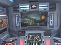 Klingon Attack complete in S.F (stevenighteagle) Tags: startrek interiors space future scifi klingon