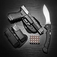 21L & Rajah II (ZORIN DENU) Tags: knife blade blades weapons glock coldsteel 2ndamendment lonewolf longslide 45acp gunsammo welikeguns customglock zorindenu glock21l guncollecting gunsgear rajahii