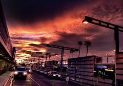 Phoenix Sunset (Poppa-D) Tags: