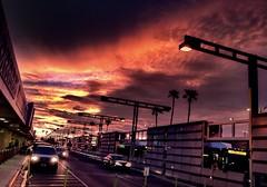 Phoenix Sunset (Poppa-D) Tags: