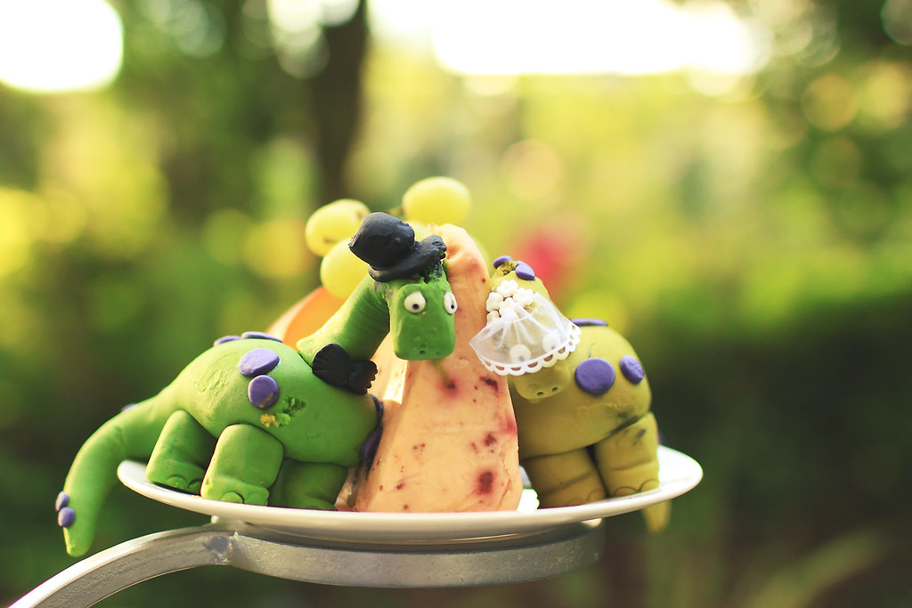 The World\'s Best Photos of cake and dinosaurs - Flickr Hive Mind