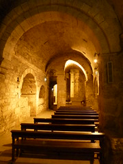 St Victor Abbey, Marseille (John Steedman) Tags: france abbey marseille frankreich frankrijk francia フランス abbaye massilia stvictor 法国 马赛 馬賽 マルセイユ