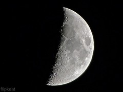 La Luna (flipkeat) Tags: moon ontario night lune lens mare awesome luna craters explore galaxy astrophotography handheld nightsky outerspace universe mississauga tonight astronomia current 17x teleconversion dschx1