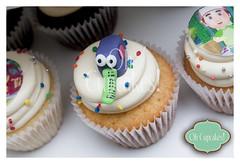 Many a la obra! (Oh Cupcakes!) Tags: mickey winniethepooh cumpleaos dulcedeleche cucuruchos caperucitaroja mesasdulces impresionescomestibles cupcakesmanyalaobra