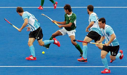 Argentina v Pakistan