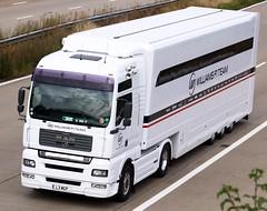 MAN TGA L3 WGP (gylesnikki) Tags: white truck williams f1 grandprix artic