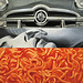 "Rosenquist, I Love You with My Ford, 1961 • <a style=""font-size:0.8em;"" href=""http://www.flickr.com/photos/48914538@N05/7881709086/"" target=""_blank"">View on Flickr</a>"