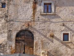 grazing light (ludi_ste) Tags: door windows muro wall facade porta finestre facciata santostefanodisessanio luceradente