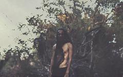 The Grand Conjuration (Julian.Vassallo) Tags: boy selfportrait green self pose dark myself concept conceptual selfie conceptualphotography rebelxs 52weekproject canoneos1000d texturebylesbrumes julianvassallo