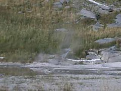 Yellowstone fumarole mudpot (The Lemonade Digest) Tags: family buffalo waterfalls yellowstonenationalpark van nationalparks geysers