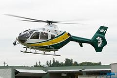 C-FLIE - VIH Helicopters - Eurocopter EC 135 P2+ (bcavpics) Tags: canada chopper britishcolumbia aircraft aviation helicopter vih helicopters langley heli eurocopter ec135 cync cflie bcpics