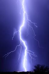 Great ZOT!! (Az Skies Photography) Tags: arizona storm electric night canon photography eos rebel skies az monsoon bolt thunderstorm lightning spark thunder lightningbolt thunderbolt arizonaskies t2i canoneosrebelt2i eosrebelt2i arizonaskiesphotography