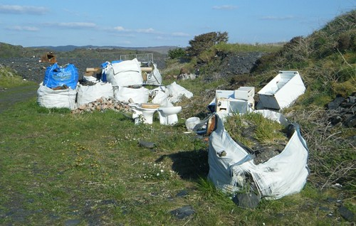 Easdale fly tipping 1