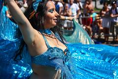 Mermaid Parade Dancers