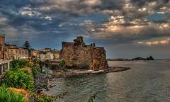 Acicastello, la rocca (forastico) Tags: castello rocca sicilia d60 polifemo acicastello ciclopi rivieradeiciclopi forastico nikonflickraward luckyorgood