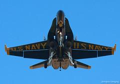 Blue Crush (Aerospace Imaging) Tags: princeedwardisland hornet boeing blueangels pei charlottetown 2012 fa18 unitedstatesnavy acias atlanticcanadainternationalairshow
