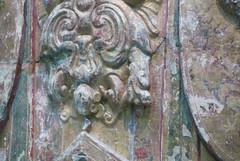 Bodhisattva, probably Avalokiteshvara (Guanyin), with detail of jewelry