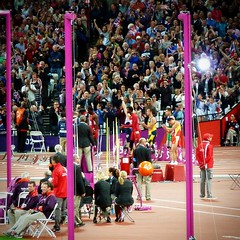 London 2012 Paralympic Athletics, 6th September 2012