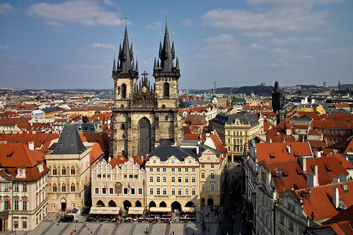 Prag_Teynkirche